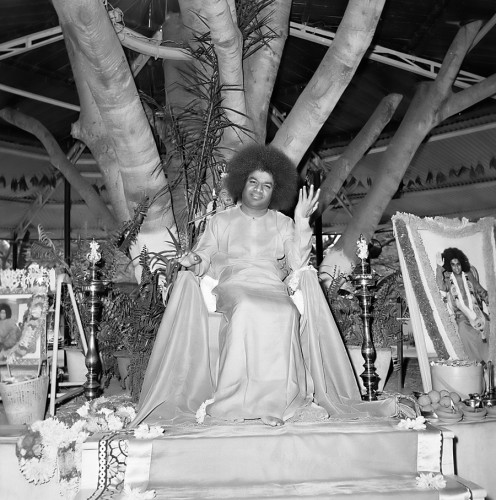 Who is Bhagawan Sri Sathya Sai Baba