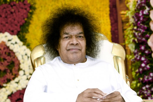 Sathya Sai Baba as a great humanitarian