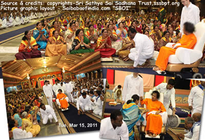SRI-SATHYA-SAI-BABA-DARSHAN-PRASANTHI-NILAYAM-15-MARCH-2011