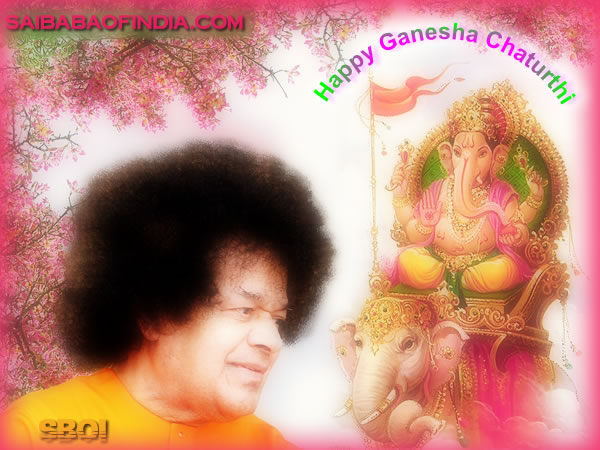 Sai Baba Ganesha - Blessing for all...