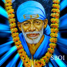 Sai Baba quotes - Stay-by-me-and-keep-quiet